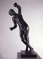 「永遠なる休息の精」オーギュスト・ロダン(1840-1917)