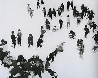 雪の子群像・山形市 1968