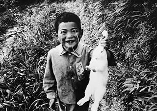 いたずら・白鷹町栃窪 1971