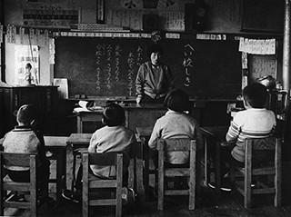 へい校しき・白鷹町栃窪 1971