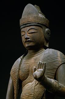 聖観音菩薩立像 天台寺(岩手県二戸市)