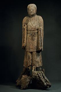 女神立像 白山神社(秋田県湯沢市)