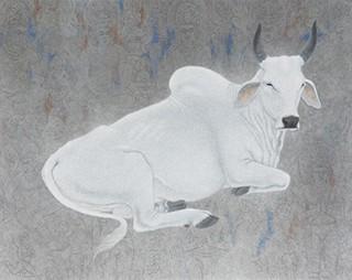 番場三雄「オウランガバードの牛」