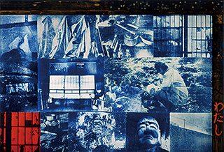 千葉奈穂子「父の家」シリーズより《実り・はせ小屋》 2005