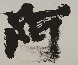 金沢翔子「阿吽」(右) 2012