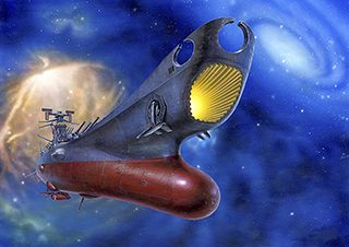 「宇宙戦艦ヤマト」1974年 © 松本零士