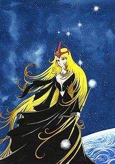 「1000年女王」1980年 © 松本零士
