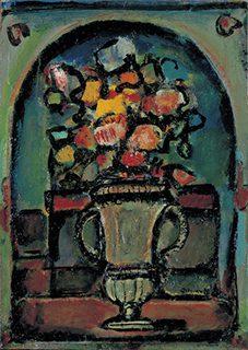 《飾りの花》 1947年